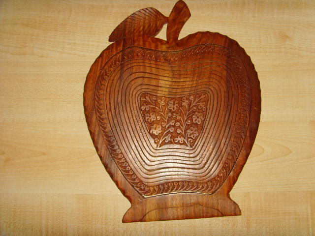 Picture 1 of Apple Shape